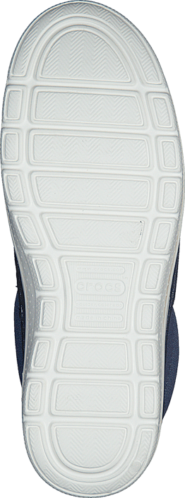 Kjøp Crocs Crocs Norlin Canvas Slip-on M Bijou Blå Sko Online