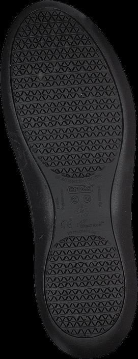 Kjøp Crocs Kadee Work Flat W Black Svarte Sko Online