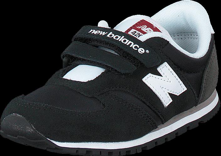 Kjøp New Balance KE420BKI KE420BKI Svarte Sko Online