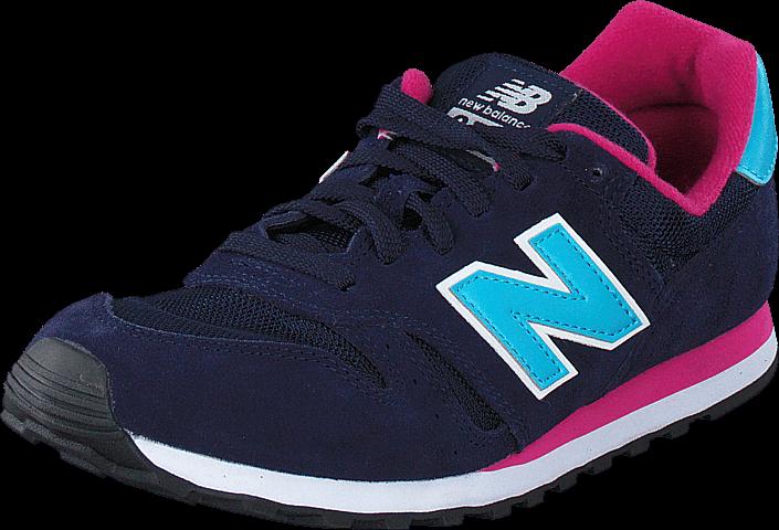 Kjøp New Balance WL373NTP WL373NTP Blå Sko Online