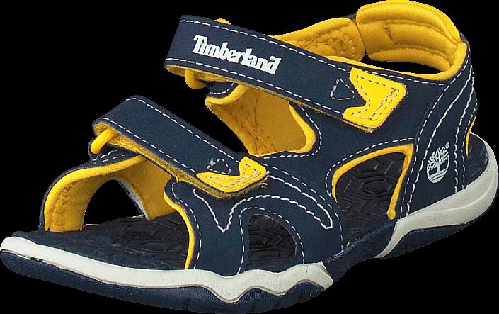 Kjøp Timberland Adventure Seeker 2 Strap Navy/Yellow Blå Sko Online