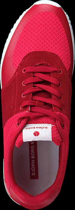 Kjøp Björn Borg R100 Low Msh W Red Røde Sko Online