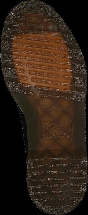Kjøp Dr Martens 1461 Virginia Black Svarte Sko Online
