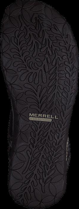 Kjøp Merrell Terran Lattice II Dark Earth Grå Sko Online