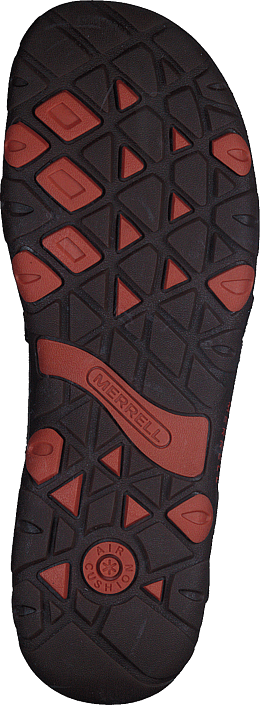 Kjøp Merrell Sandspur Rose Leather Cocoa Grå Sko Online
