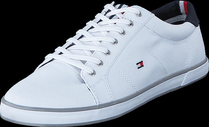 Kjøp Tommy Hilfiger Harlow 1D 100100 White Hvite Sko Online
