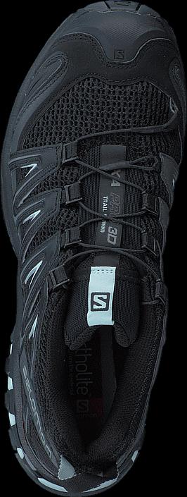 Kjøp Salomon XA PRO 3D W Black/Magnet/Fair Aqua Grå Sko Online