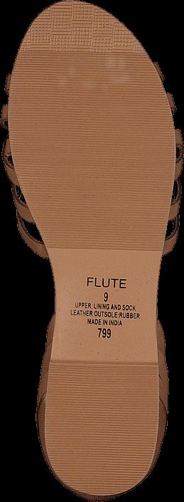Kjøp Steve Madden Flute Cognac Brune Sko Online