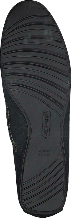 Kjøp Sebago Meriden Navy Suede Svarte Sko Online