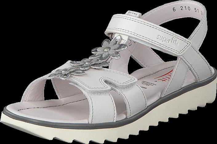 Kjøp Superfit Elly White Hvite Sko Online