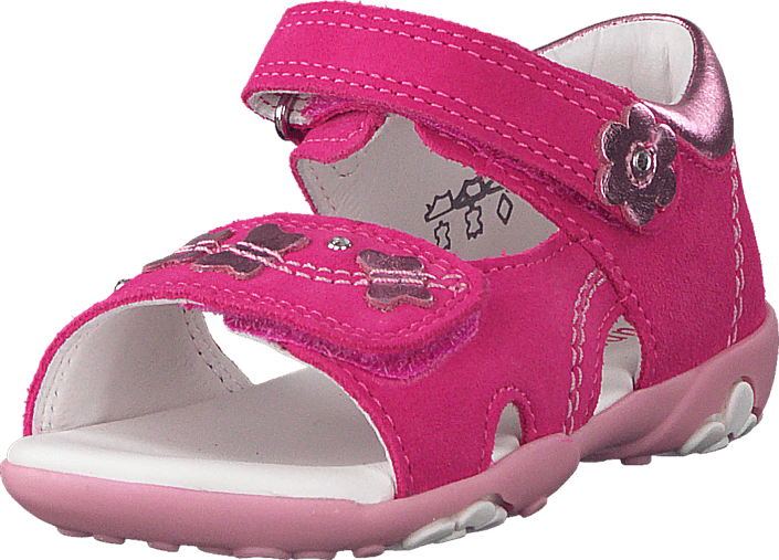 Kjøp Superfit Pretty Pink Rosa Sko Online