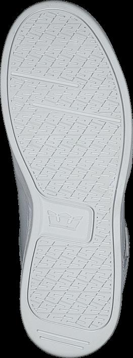 Kjøp Supra Hammer White-White Hvite Sko Online
