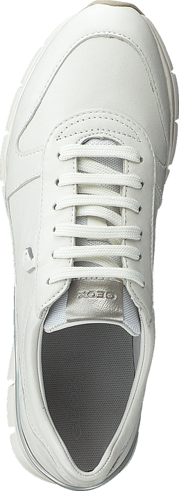 Kjøp Geox Sukie White Hvite Sko Online
