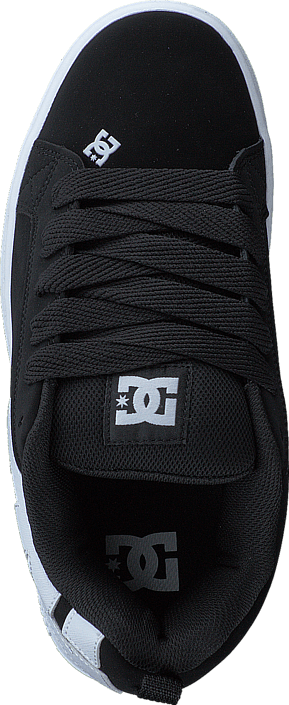 Kjøp DC Shoes Dc Court Graffik Shoe Black Blå Sko Online