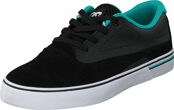 Kjøp DC Shoes Dc Kids Sultan B Shoe Black/Blue Svarte Sko Online