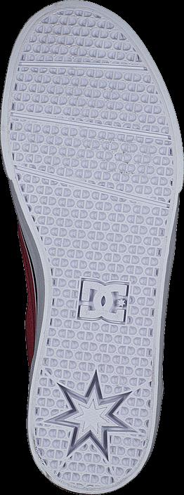 Kjøp DC Shoes Dc Trase Slip-On Tx Shoe Red Røde Sko Online