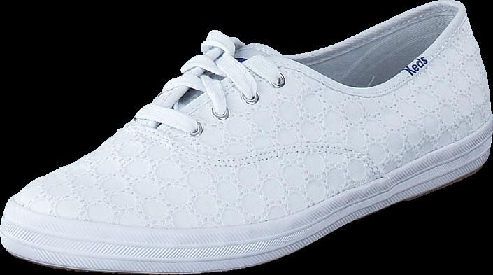 Kjøp Keds Champion 54546 White Hvite Sko Online