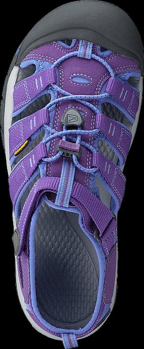 Kjøp Keen Newport H2-Jr Purple Heart/Periwinkle Blå Sko Online