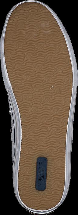 Kjøp U.S. Polo Assn Cuped White Hvite Sko Online
