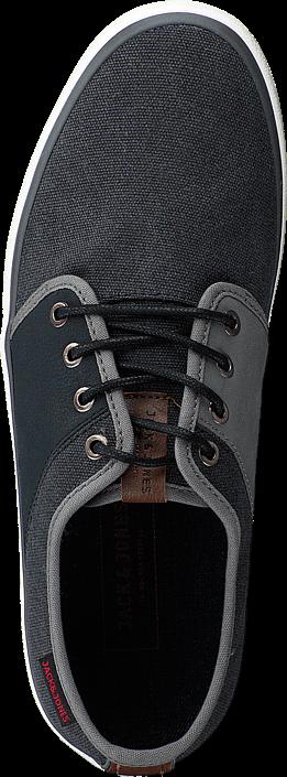 Kjøp Jack & Jones JJTurbo Canvas Anthracite Svarte Sko Online