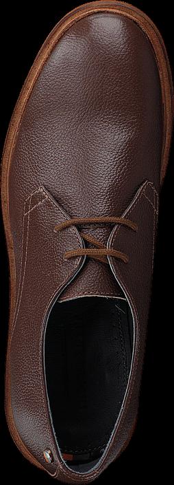Kjøp Frank Wright Busby Brown Leather Brune Sko Online