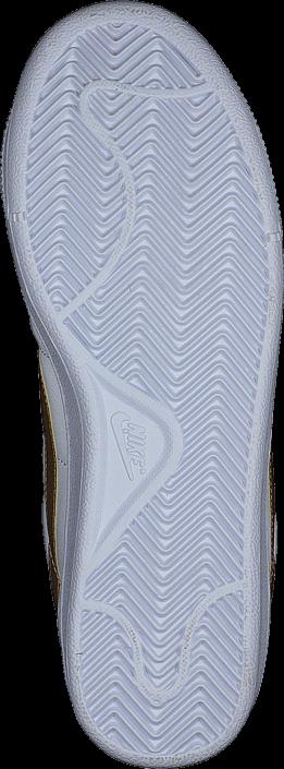 Kjøp Nike Wmns Tennis Classic White / Metallic Gold Hvite Sko Online