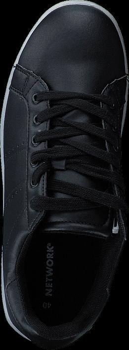 Kjøp Network LED-Sneakers Men Black Svarte Sko Online