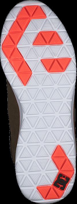 Kjøp DC Shoes Heathrow Olive Brune Sko Online