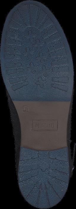 Kjøp Mustang 2853510 Womens Boot Black Svarte Sko Online