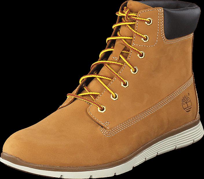 Kjøp Timberland Killington 6 In Boot Wheat Nubuck Brune Sko Online