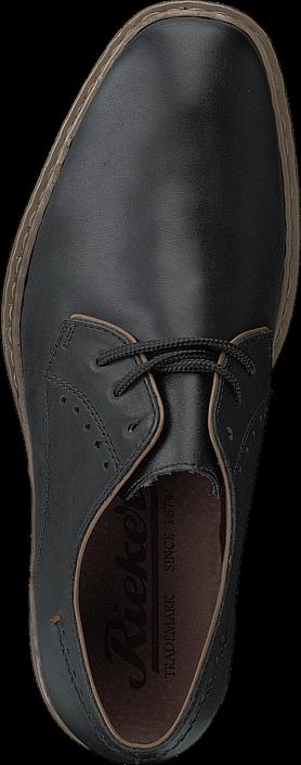 Kjøp Rieker 10822-01 Black Svarte Sko Online