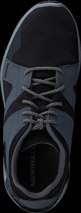 Kjøp Merrell 1SIX8 Lace Midnight Svarte Sko Online