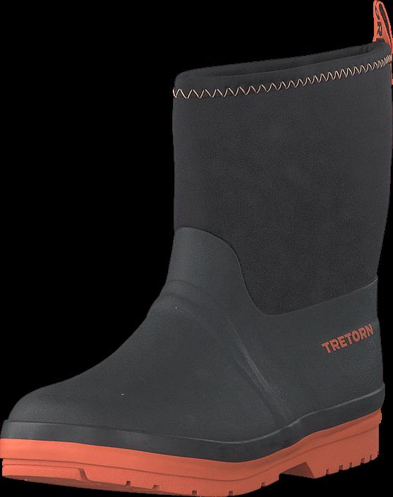 Kjøp Tretorn Kuling Black Svarte Sko Online