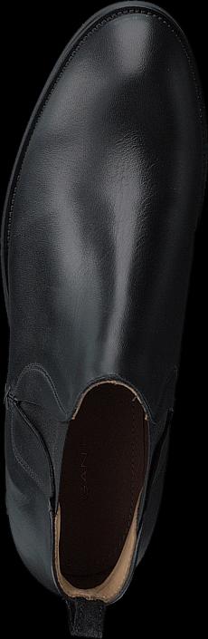 Kjøp Gant 13541449 Avery Black Grå Sko Online