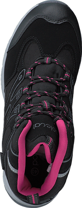 Kjøp Polecat 410-5003 Waterproof Fleece Lined Black/Fuchsia Svarte Sko Online