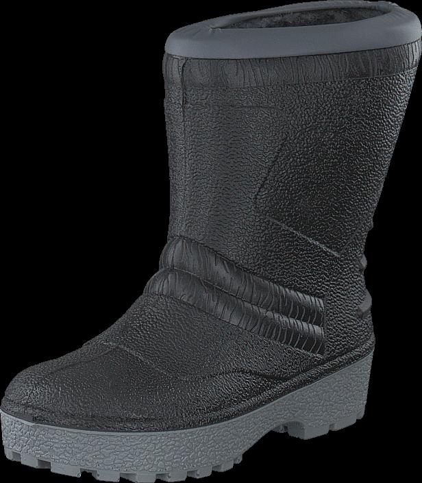 Kjøp Polecat 439-5510 Wool Lining Black Grå Sko Online