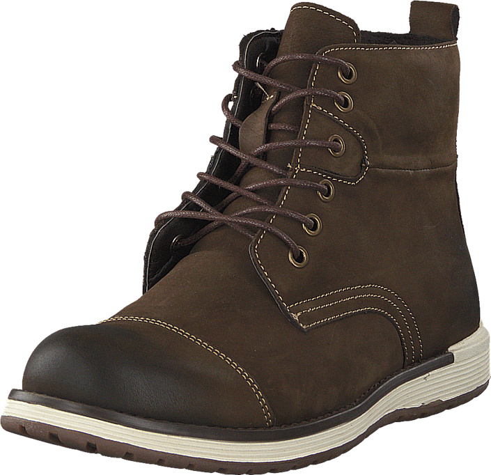 Kjøp Senator 431-9912 Dark Brown Brune Sko Online
