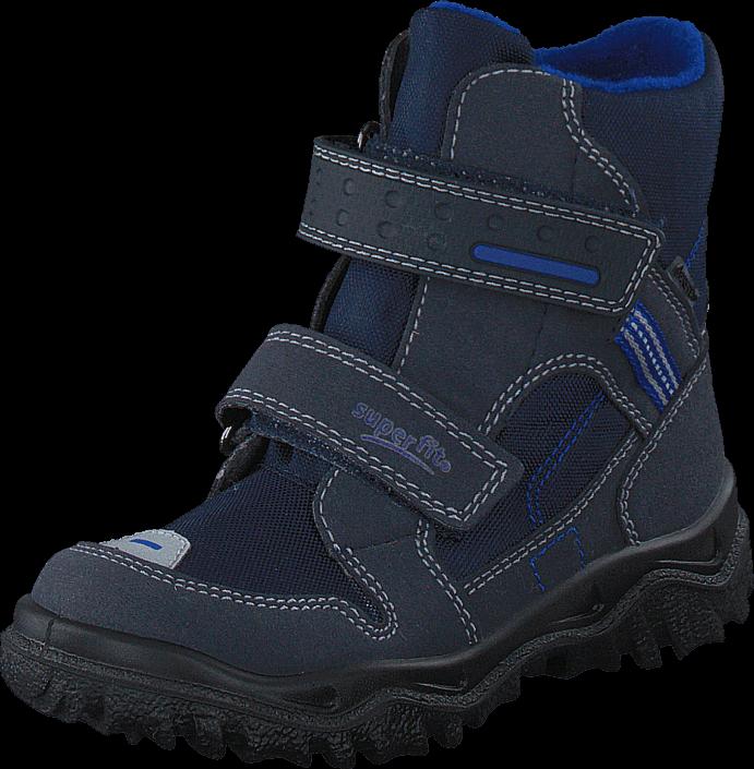 Kjøp Superfit Husky Velcro Gore-Tex Ocean Blå Sko Online