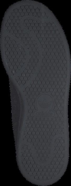 Kjøp adidas Originals Stan Smith C Core Black/Core Black Grå Sko Online