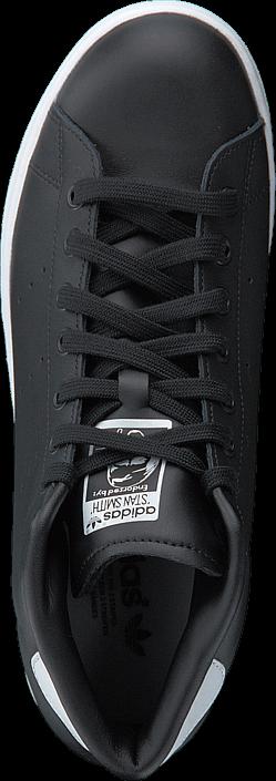 Kjøp adidas Originals Stan Smith Mid Core Black/Ftwr White Grå Sko Online