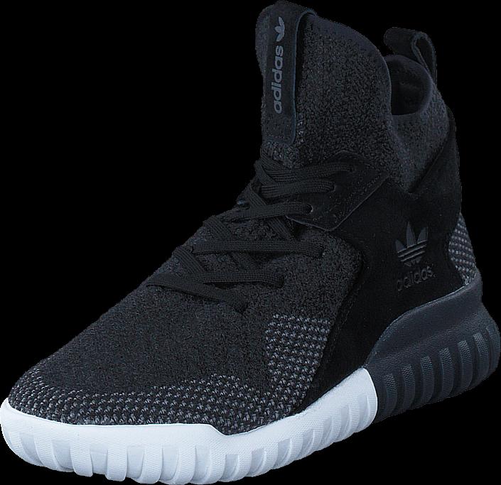 Kjøp adidas Originals Tubular X Pk Core Black/Dark Grey/Ch Solid Blå Sko Online
