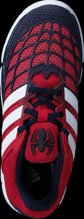 Kjøp adidas Sport Performance Marvel Spider-Man K Power Red/White/Collegiatenavy Blå Sko Online