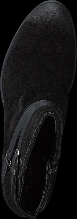 Kjøp Tamaris 1-1-25010-27 001 Black Svarte Sko Online