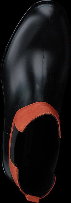 Kjøp Blankens The Rainy Season Black Rubber/Cognac Grå Sko Online