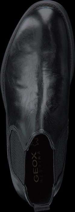Kjøp Geox Uomo Blade Black Svarte Sko Online