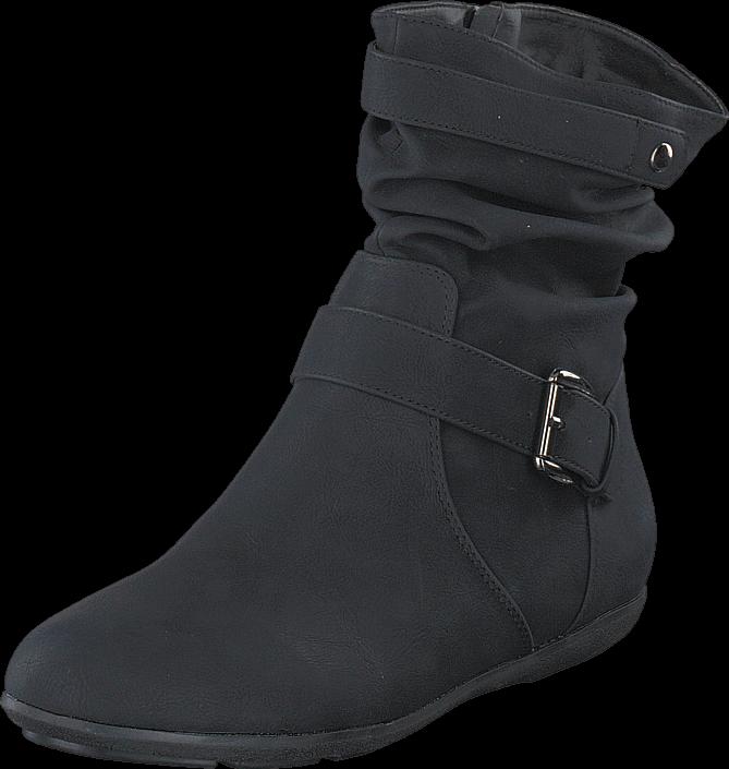Kjøp Duffy 97-70029 Black Grå Sko Online