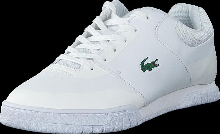 Kjøp Lacoste Indiana Evo 316 1 White Hvite Sko Online