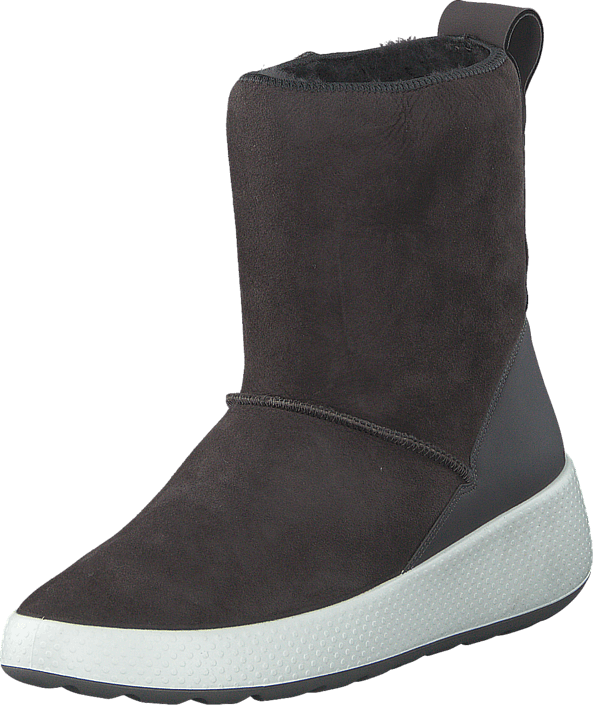 Kjøp Ecco Ukiuk Grey Brune Sko Online