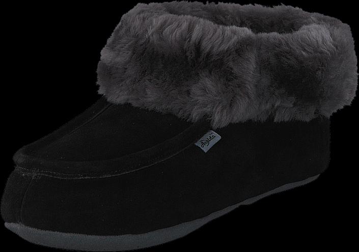 Kjøp Axelda London Black Svarte Sko Online