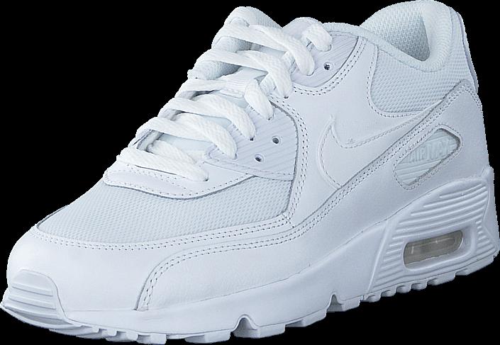 classic fit a0c72 9f5b7 ... spain kjøp nike air max 90 mesh bg white white hvite sko online 0493e  b7907